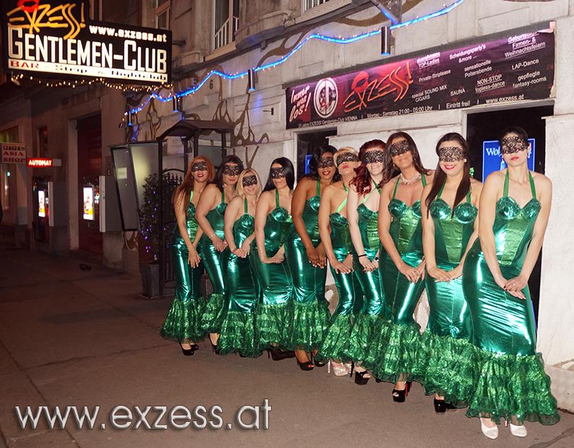 Teen girls Vienna