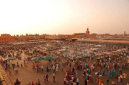 Slut aus Marrakesch