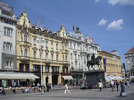 Girls in Zagreb