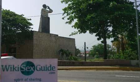 Mädel Santo Domingo