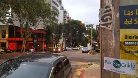 Prostituierte aus Montevideo