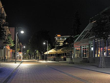 Adult Guide in Daugavpils