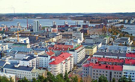Woman in Jyväskylä