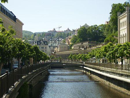 Babes in Karlovyvary
