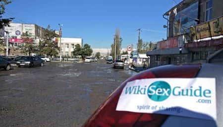 SEX ESCORT in Karakol